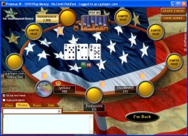 USA Poker Stars - Accepting American  Players